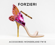 The Shoe VAULT at FORZIERI.COM