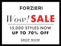 Have a Stylish Summer with this Exclusive Promo From FORZIERI.com!