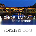Italian fashion at Forzieri