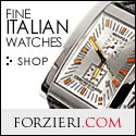 Watches at Forzieri
