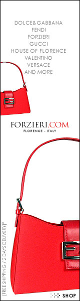 Italian designer fashion and gifts at Forzieri