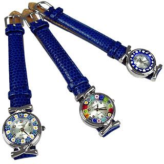theGlobalStore.com - Antica Murrina Veneziana San Marco Blue Watch ...