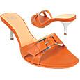 Click Here for More information or to Buy online Orange Buckled Strap Slide