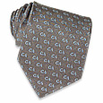 Click Here for More information or to Buy online Signature Gray Jacquard Silk Tie