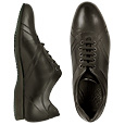 More information or Buy online Black Smooth Leather Lace-up Shoes