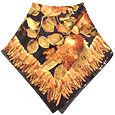 Click Here for More information or to Buy online Still Life Silk Square Scarf