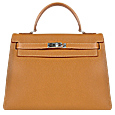 Click Here for More information or to Buy online Classic Embossed Calfskin Leather Handbag