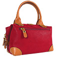 Click Here for More information or to Buy online Life - Red Micro-Suede Compact Handbag