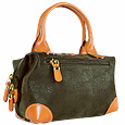 Click Here for More information or to Buy online Life - Olive Micro-Suede Compact Handbag