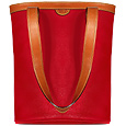 Click Here for More information or to Buy online Life - Red Micro-Suede Tote Bag