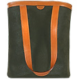 Click Here for More information or to Buy online Life - Olive Micro-Suede Tote Bag