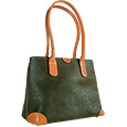 Click Here for More information or to Buy online Life - Olive Micro-Suede Shoulder Bag