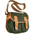 Click Here for More information or to Buy online Life - Olive Micro-Suede Flap Shoulder Bag