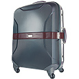 Click Here for More information or to Buy online Pininfarina - Gray Hardside 4-wheel Medium Trolley