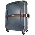 Click Here for More information or to Buy online Pininfarina - Gray Hardside 4-wheel Large Trolley