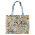 Click Here for More information or to Buy online Capaf Raffaello's Cherubs Blue Flat Tote Bag