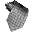 Click Here for More information or to Buy online Geometric Silk Tie