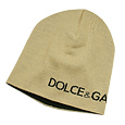 Click Here for More information or to Buy online Reversible Sand/Black Logoed Knit Cap