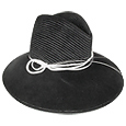 Click Here for More information or to Buy online Ladies' Felt Fedora with Stitched Crown