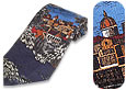 Click Here for More information or to Buy online Printed Silk Tie