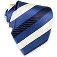 Click Here for More information or to Buy online Classic Regimental Mogador Silk Tie
