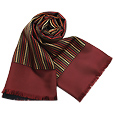 More information or Buy online Mini Squares Reversible Wool-Silk Men's Scarf