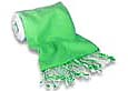 Click Here for More information or to Buy online Green Pashmina & Silk Shawl