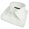 Click Here for More information or to Buy online White French Cuff Cotton Dress Shirt w/Cufflinks incl.