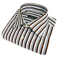 Click Here for More information or to Buy online Variegated Stripes Cotton Dress Shirt