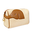 Click Here for More information or to Buy online Brown Elephant Collection Cosmetic Case