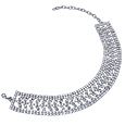 Click Here for More information or to Buy online Dazzling Swarovski Crystal Retro Chocker