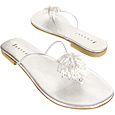 More information or Buy online Silver Flower Thong Sandal Shoes