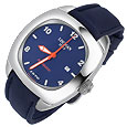 Click Here for More information or to Buy online 1970 - Blue Stainless Steel Automatic Watch