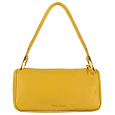 Click Here for More information or to Buy online Mustard Yellow Leather Baguette Bag