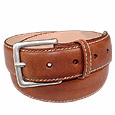 Click Here for More information or to Buy online Cognac Smooth Leather Belt