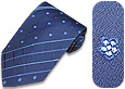 Click Here for More information or to Buy online Pattern Woven Silk Tie