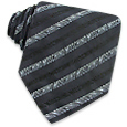 Click Here for More information or to Buy online Diagonal Signature Blue Woven Silk Tie