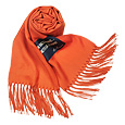 Click Here for More information or to Buy online Solid Extra-soft Fringed Stole