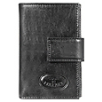 Click Here for More information or to Buy online Black Leather Key & Change Holder