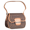 Click Here for More information or to Buy online Signature Brown & Caramel Handbag