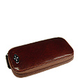 Click Here for More information or to Buy online Brown Leather Watch Box with Zipper