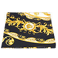 Click Here for More information or to Buy online Medusa Black and Gold Cotton Shawl/Pareo